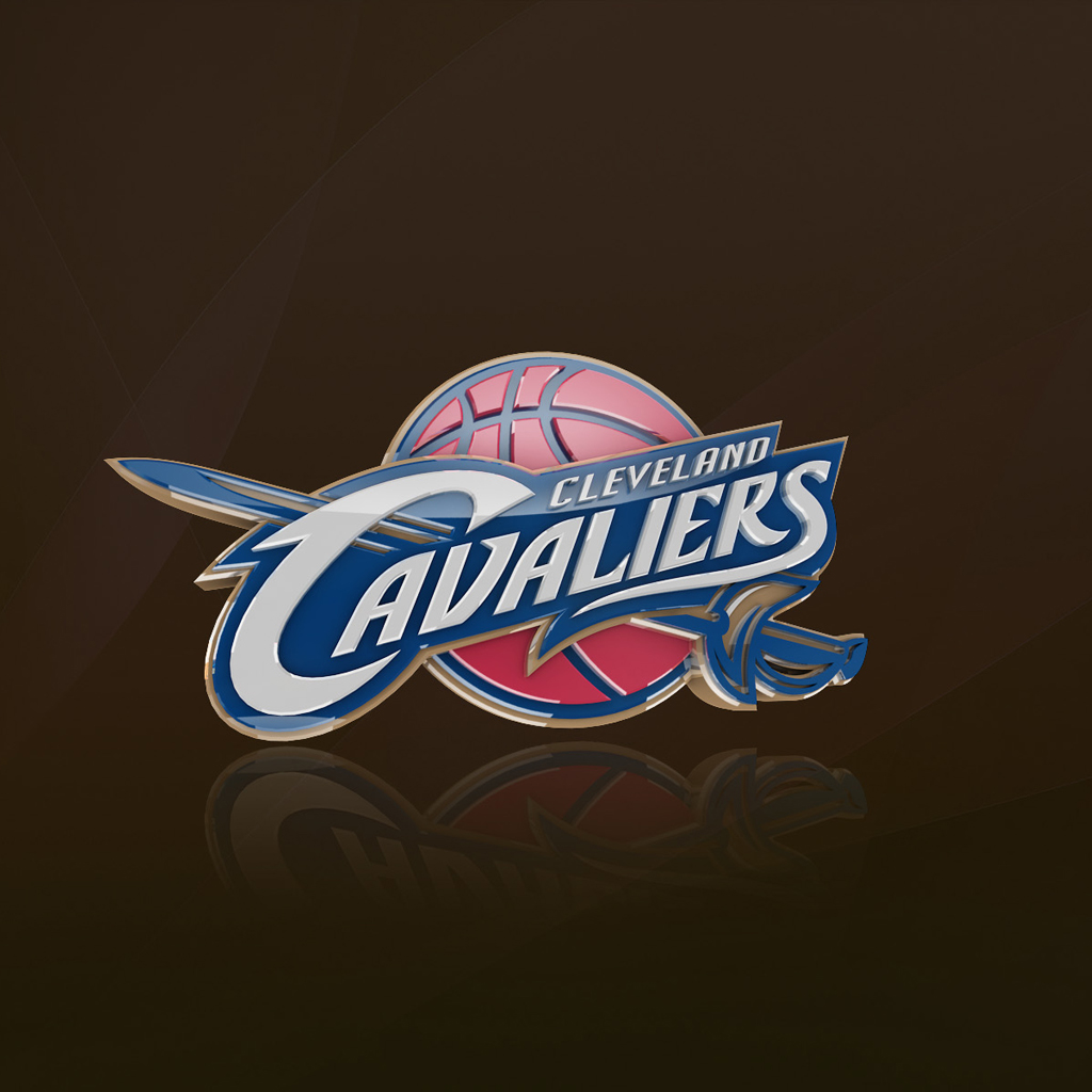 Cleveland Cavaliers iPad Wallpaper Download iPhone Wallpapers iPad 1024x1024
