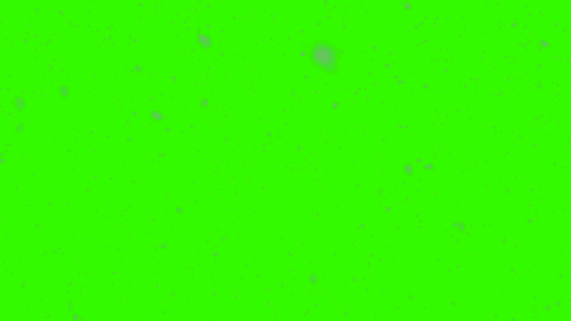 Free Download Realistic Snowflakes Snow Storm Green Screen