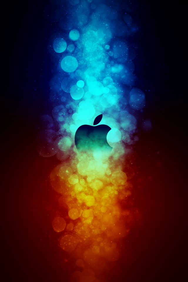 Apple Bokeh Ipod Touch Wallpaper   Mcintosh Wallpaper 640x960