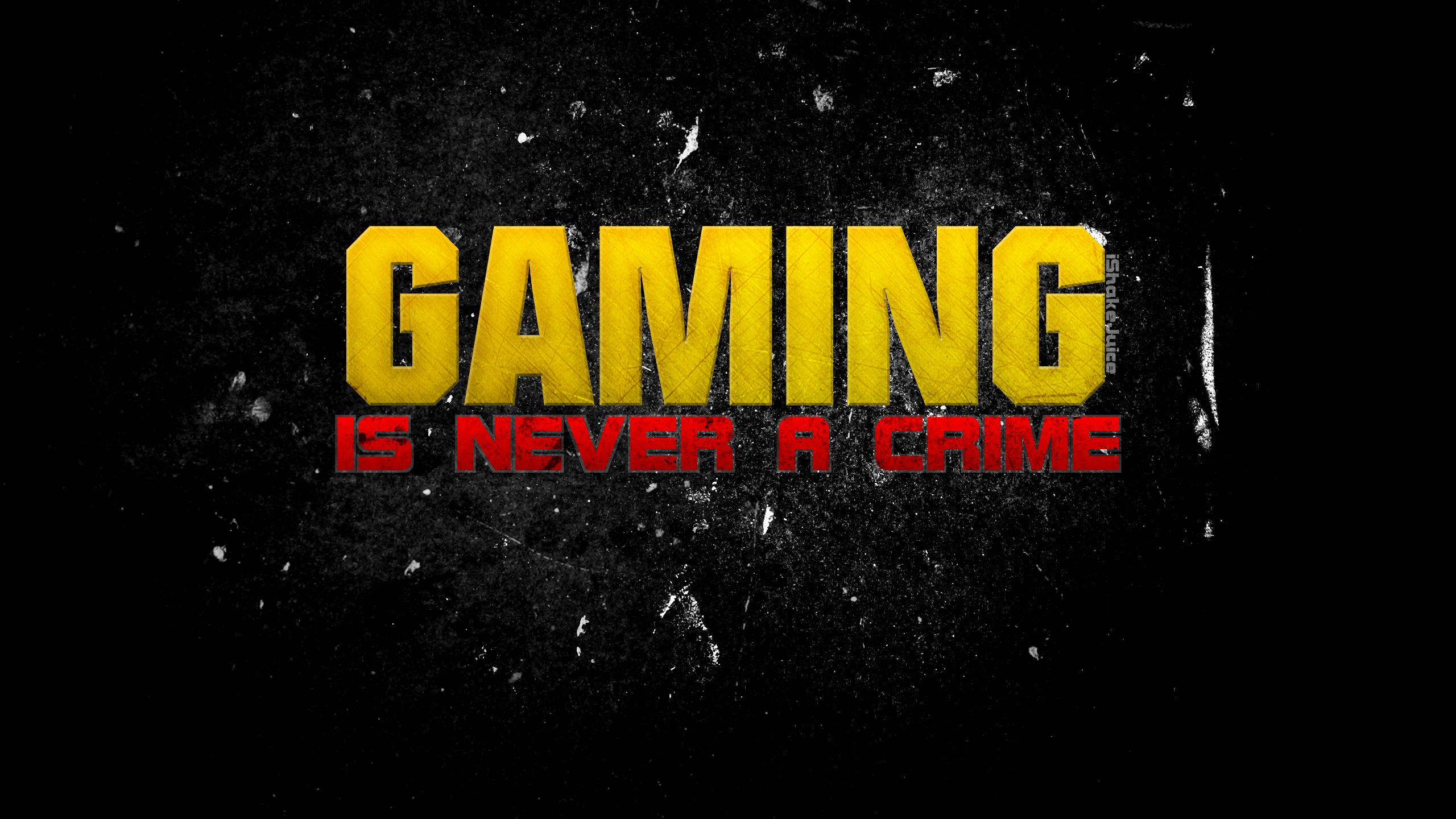 Gaming Is Not A Crime wallpaper   1403480 2560x1440