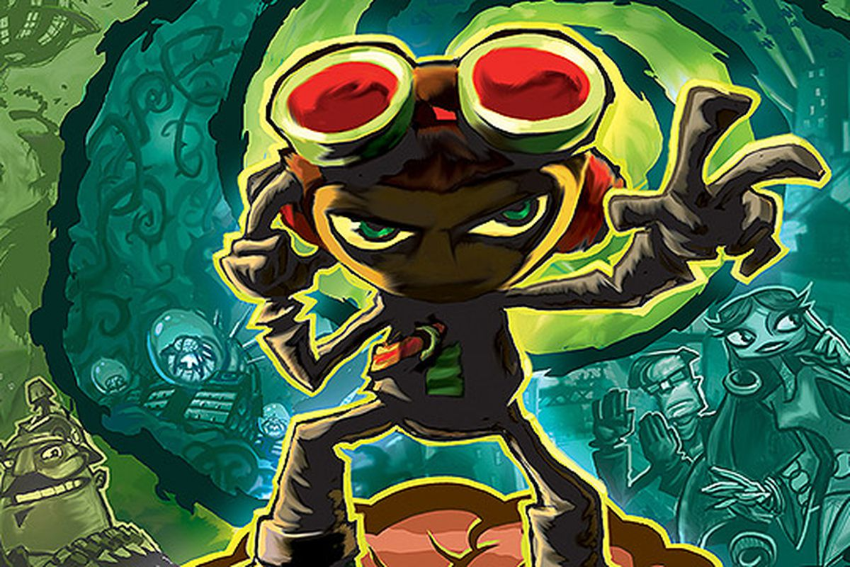 Crowdfunding Psychonauts 2 was a success so why doesnt Double 1200x800