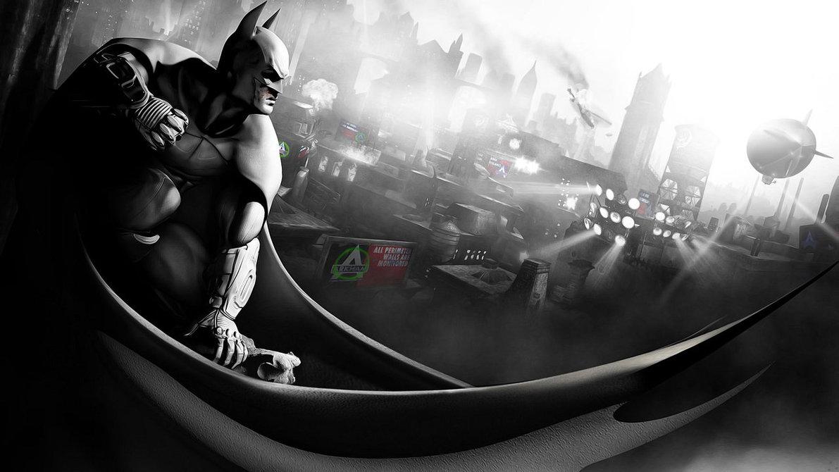 Wallpaper 1080p batman arkham by deaviantwatcher d3isav2jpg   Arkham 1191x670