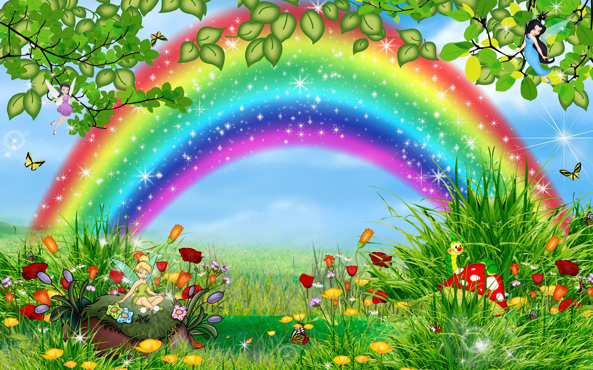 Rainbow HD Wallpapers Pictures Images Backgrounds Photos 1920x1200