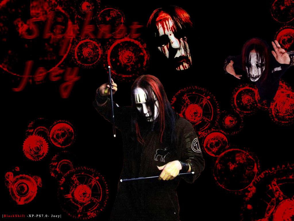 Joey from Slipknot by blackshift 1024x768