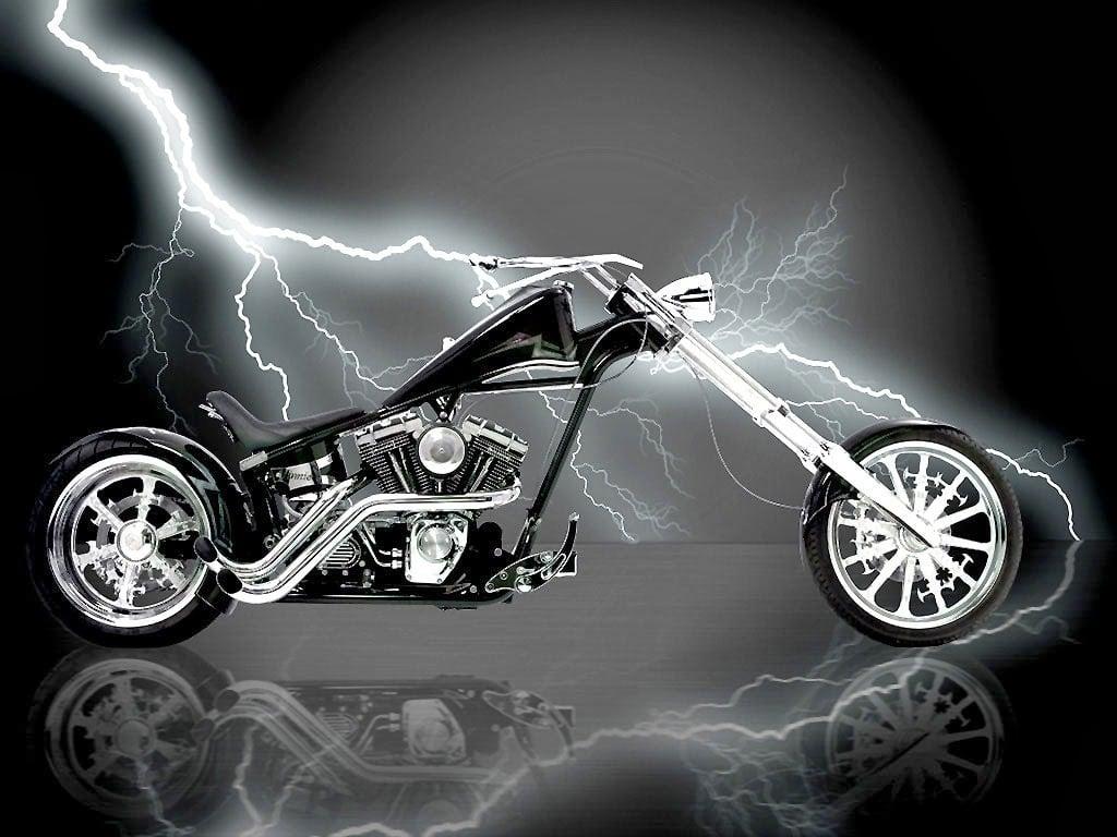Harley Davidson Wallpapers and Screensavers - WallpaperSafari
