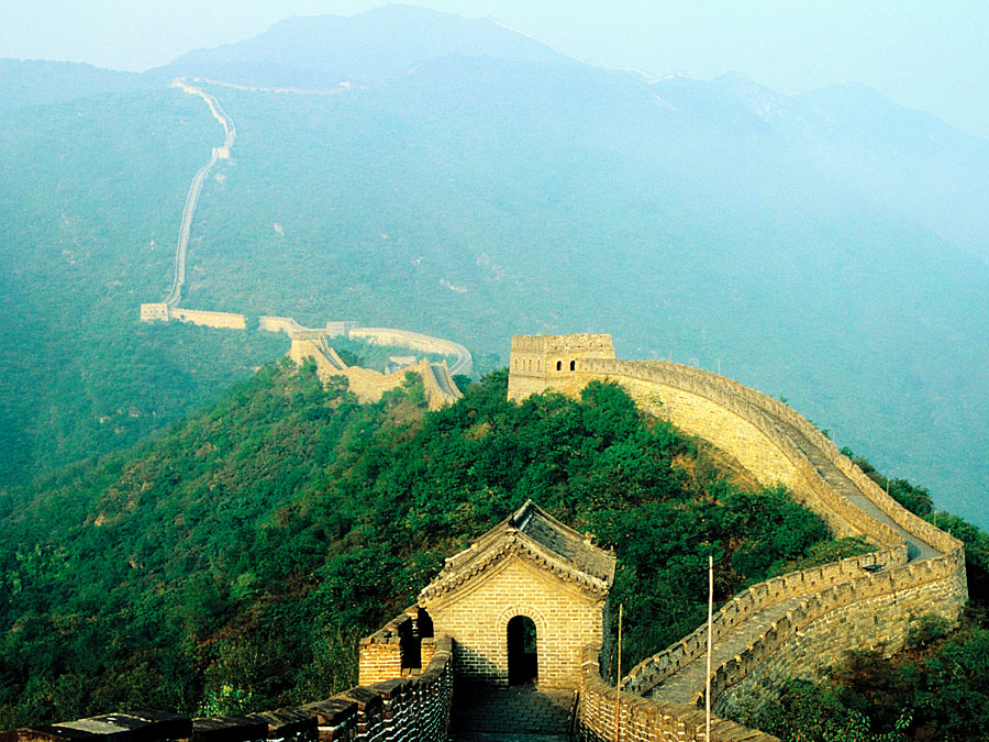 Great Wall of China Definition Length Map Location Facts 900x675