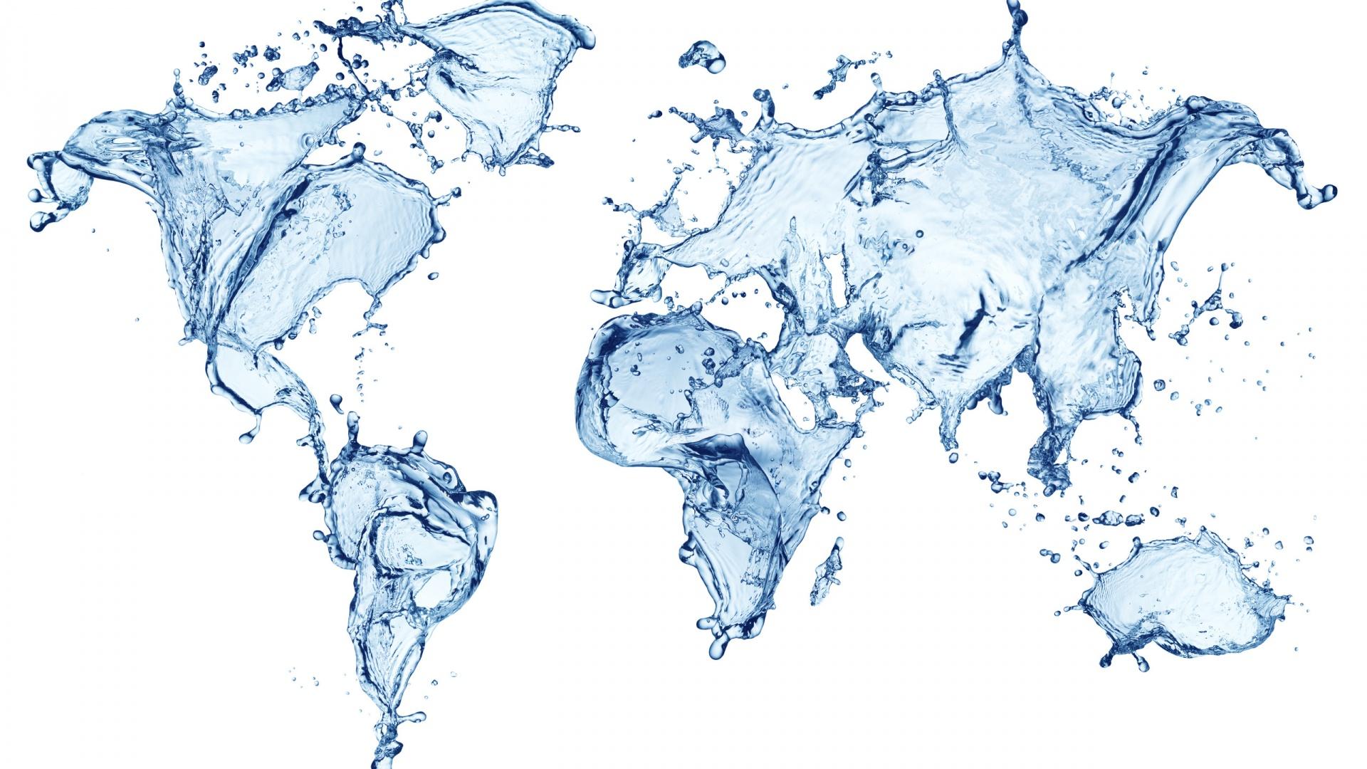 Global map wallpaper wallpapersafari water wallpaper world hd desktop wallpapers 1920x1080 gumiabroncs Gallery