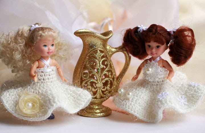 Cute Dolls HD Wallpapers and Images little dancing dolls 720x467