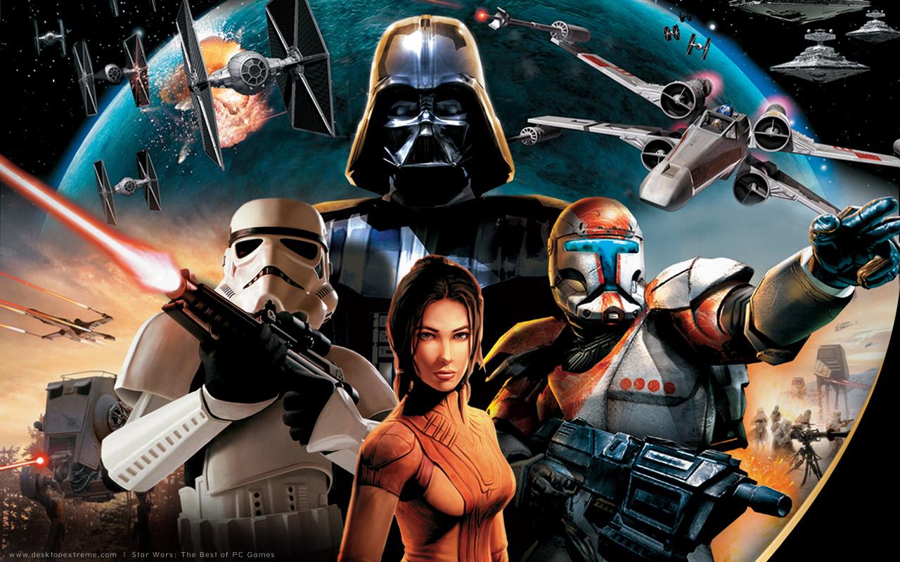 Tutti i giochi di star wars gratis