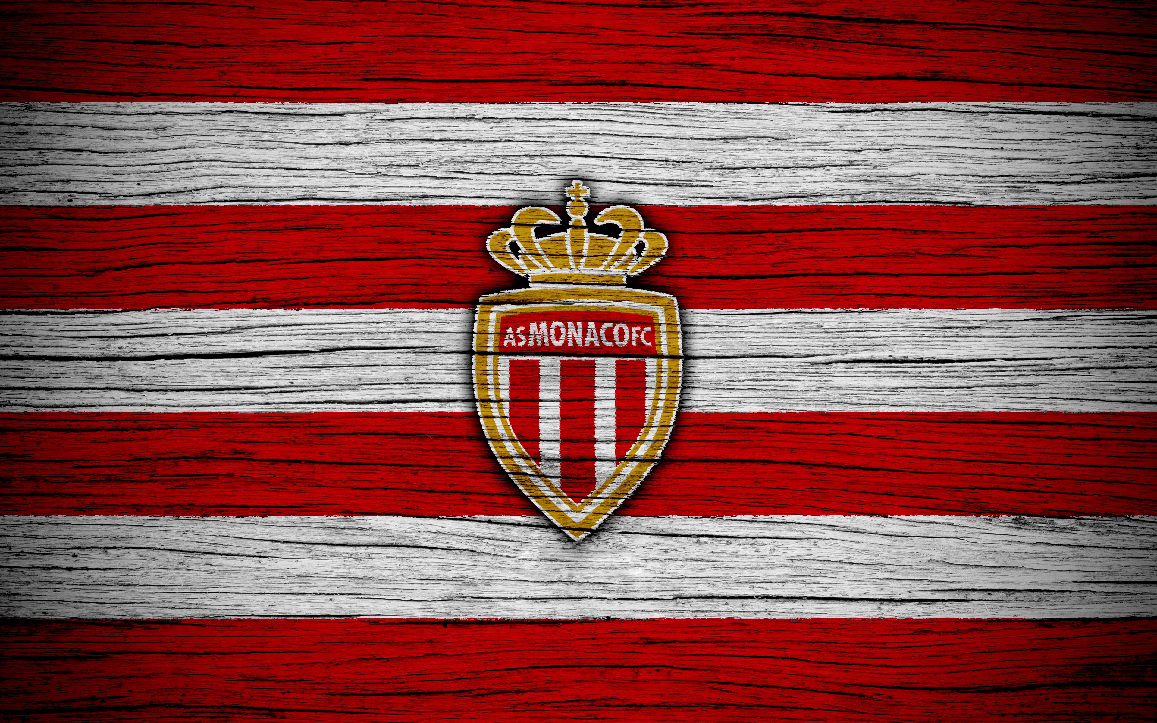 AS Monaco FC 4k Ultra HD Wallpaper Background Image 3840x2400 3840x2400