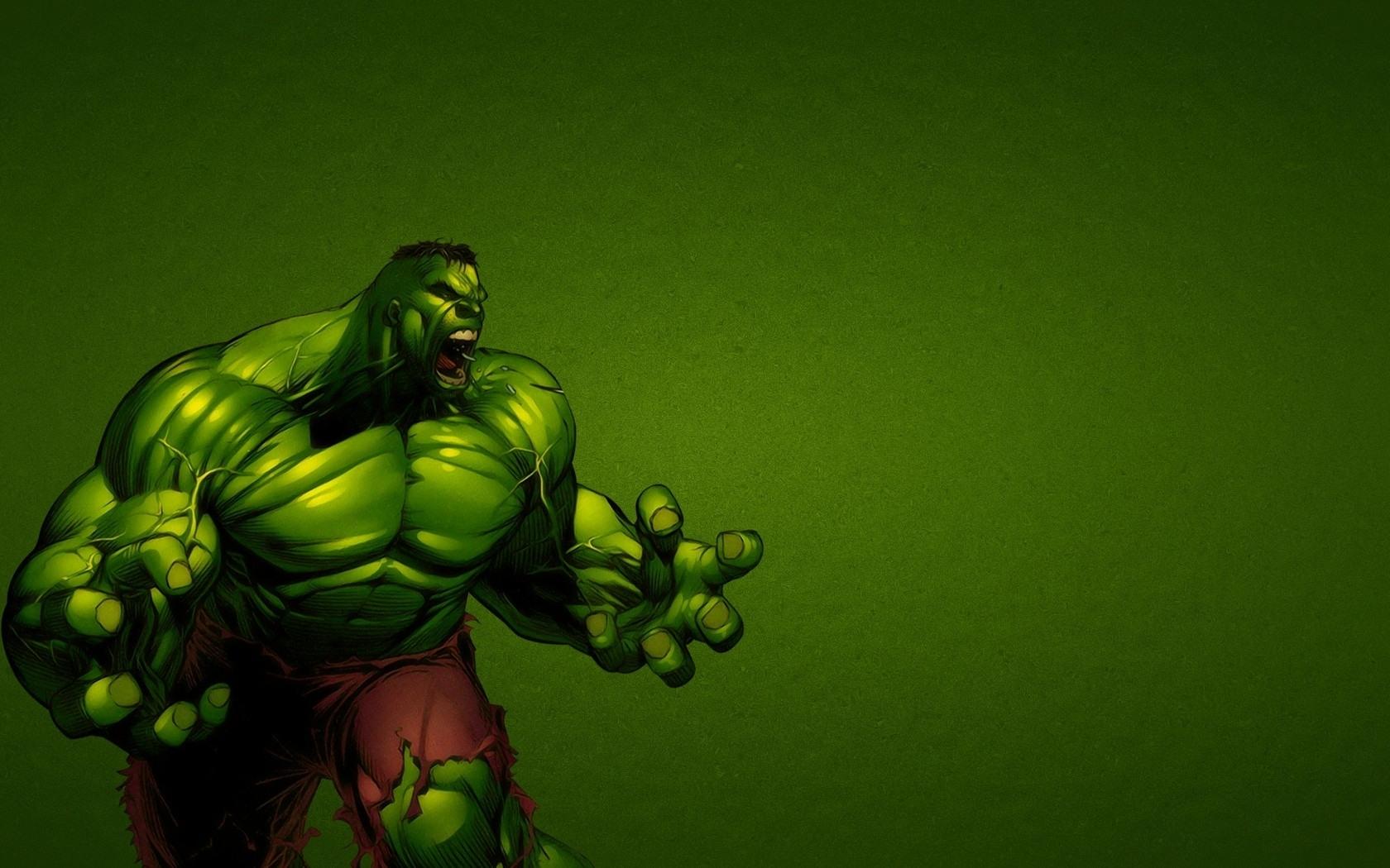 hulk Wallpaper 1680x1050