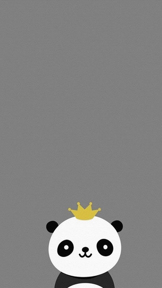 Panda iPhone Wallpaper - WallpaperSafari