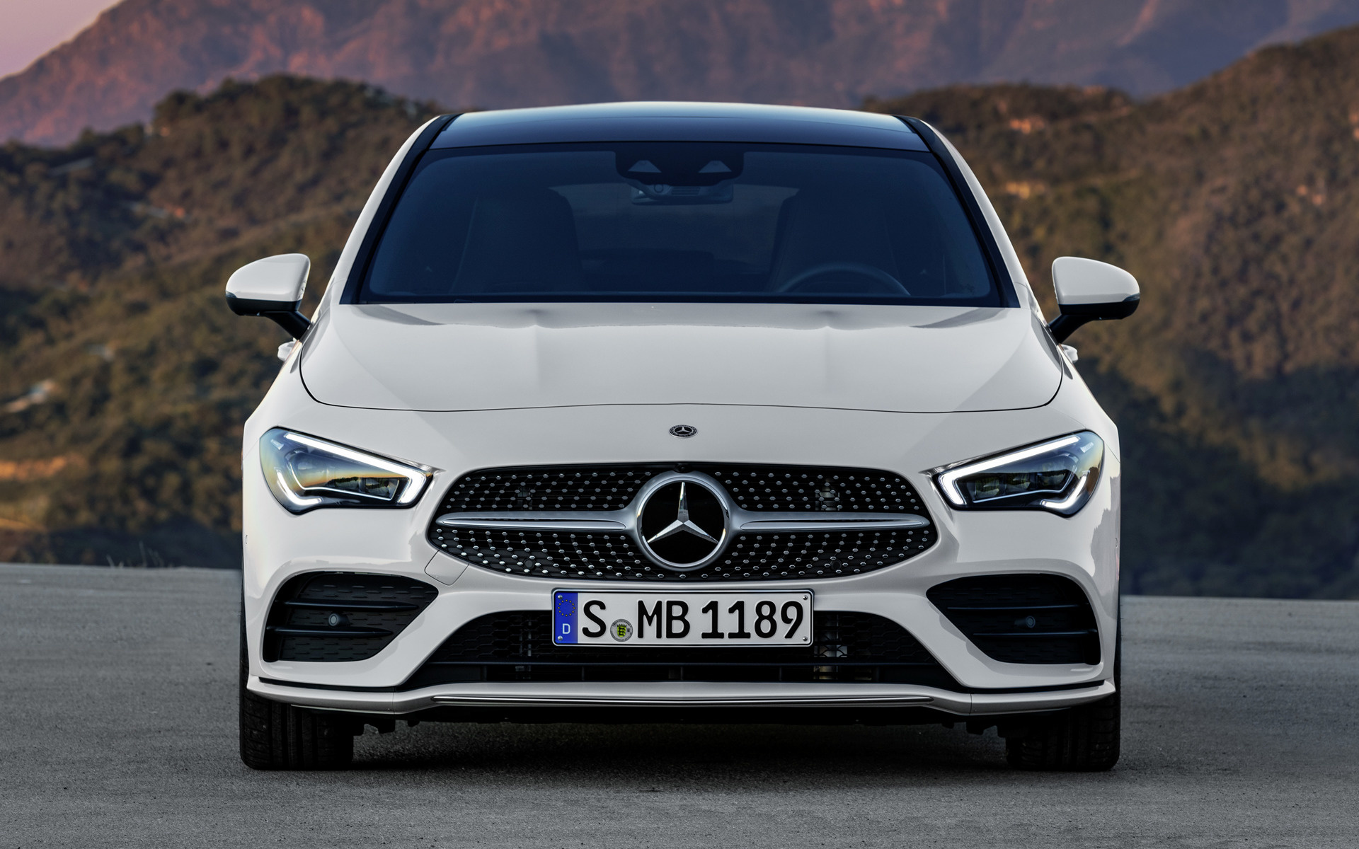 2019 Mercedes Benz CLA Class Shooting Brake AMG Line   Wallpapers 1920x1200