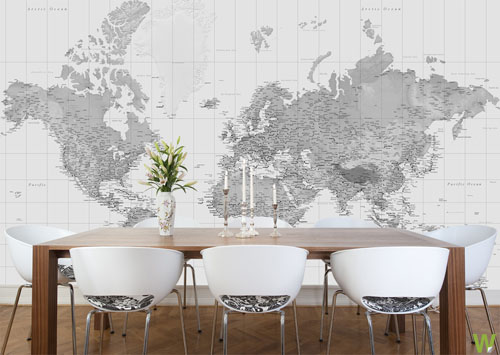 Map Wallpaper Collection from Wallpaperedcom2014 interior Design 500x355