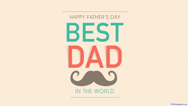 Greeting Wallpapers Happy Father Day Wallpaper Best DAD 600x338