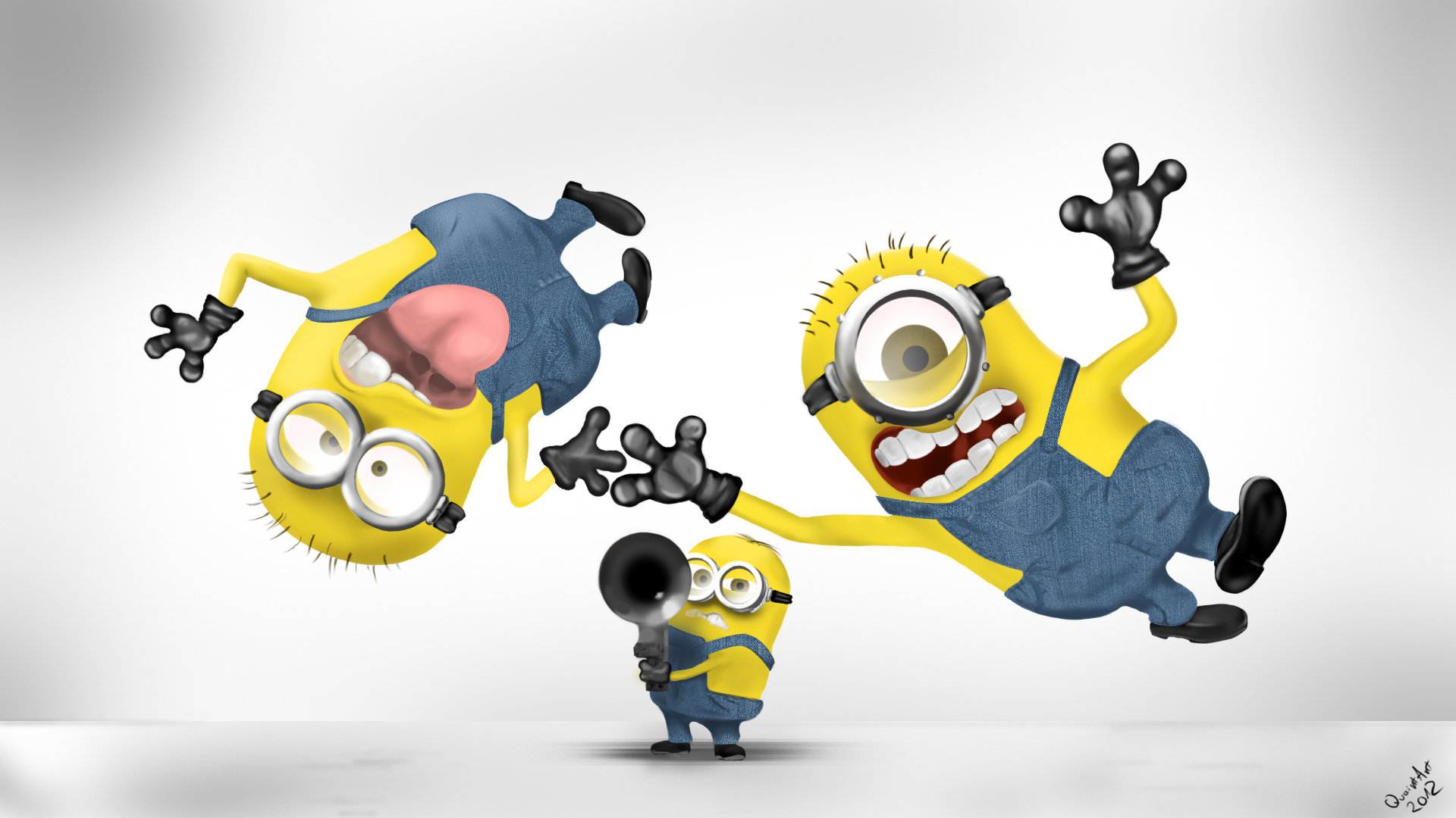 Download Funny Minions HD Wallpapers 5338 Full Size 1920x1080