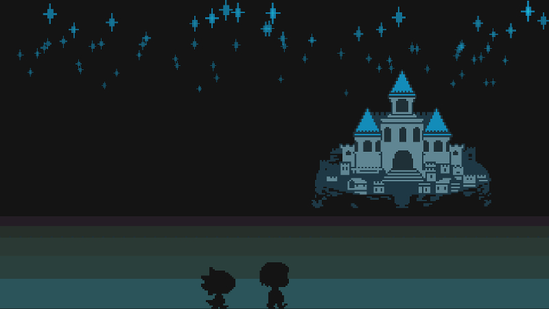 Undertale is an RPG where you can talk your way out of every battle 800x450