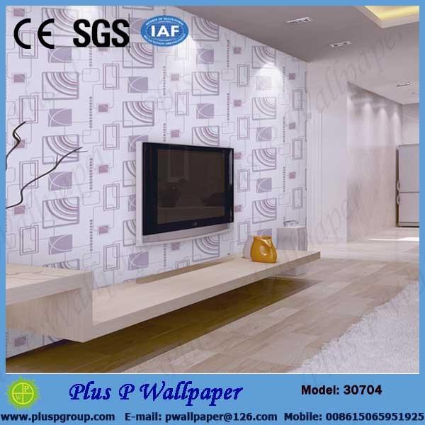 Decorative waterproof bathroom vinyl wallpaper price 600x600