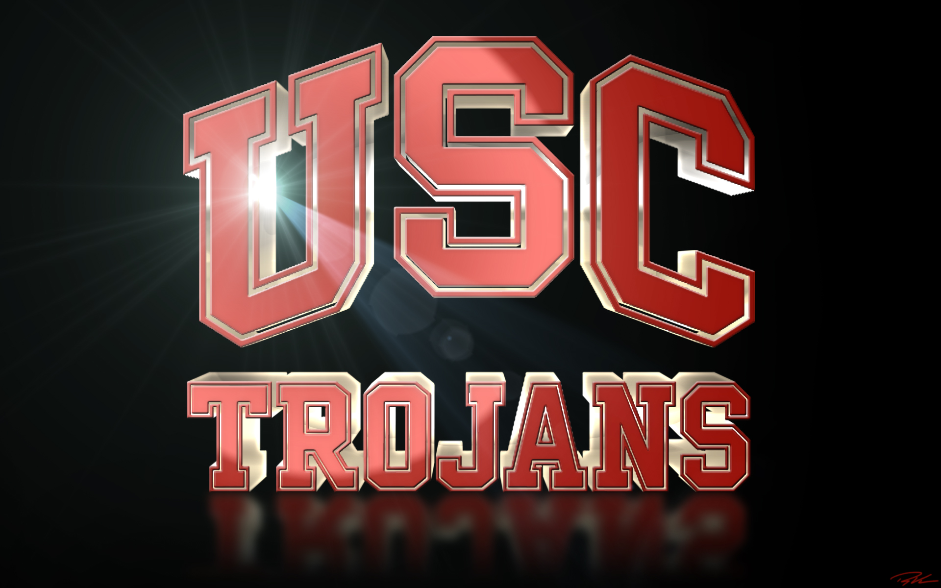 USC TROJANS 1920x1200