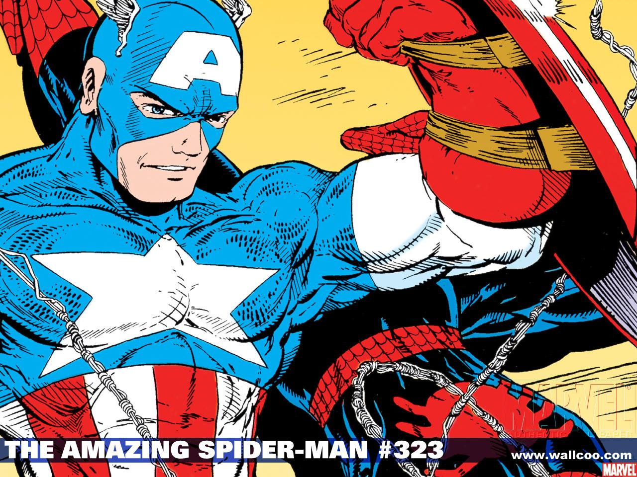 Marvel Comics Captain America Wallpaper 1280x960