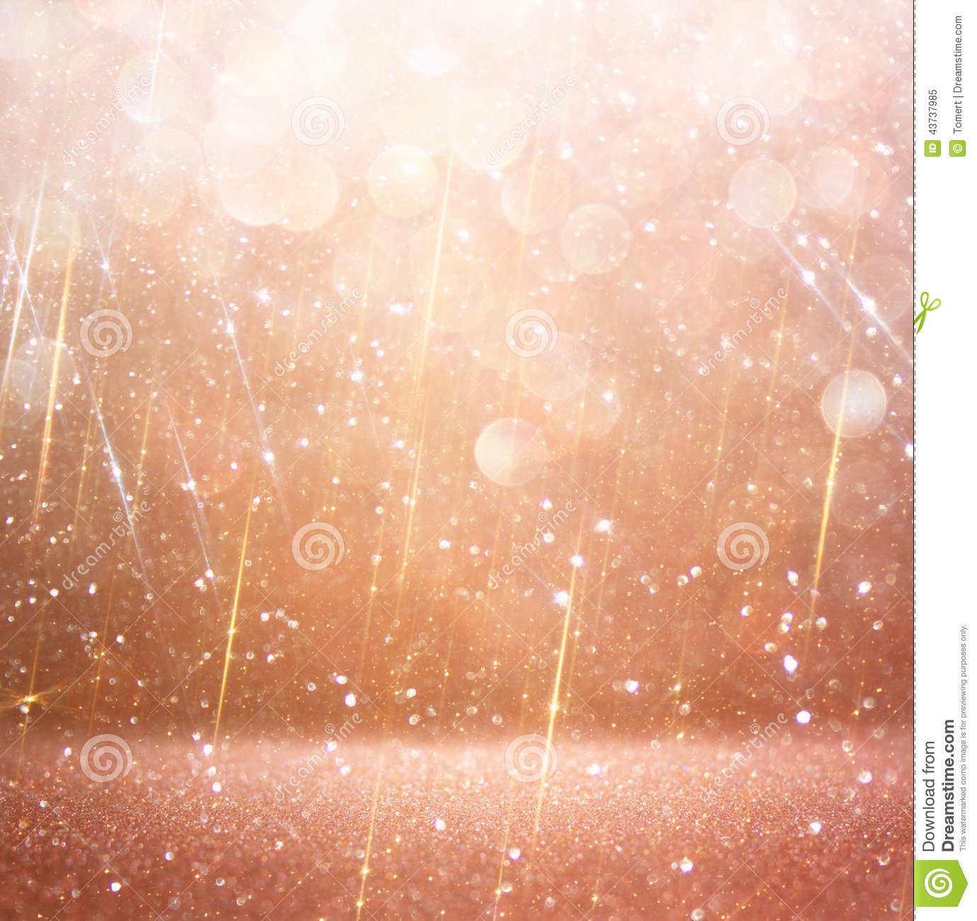 Rose Gold Sparkle Background glitter vintage lights background 1379x1300