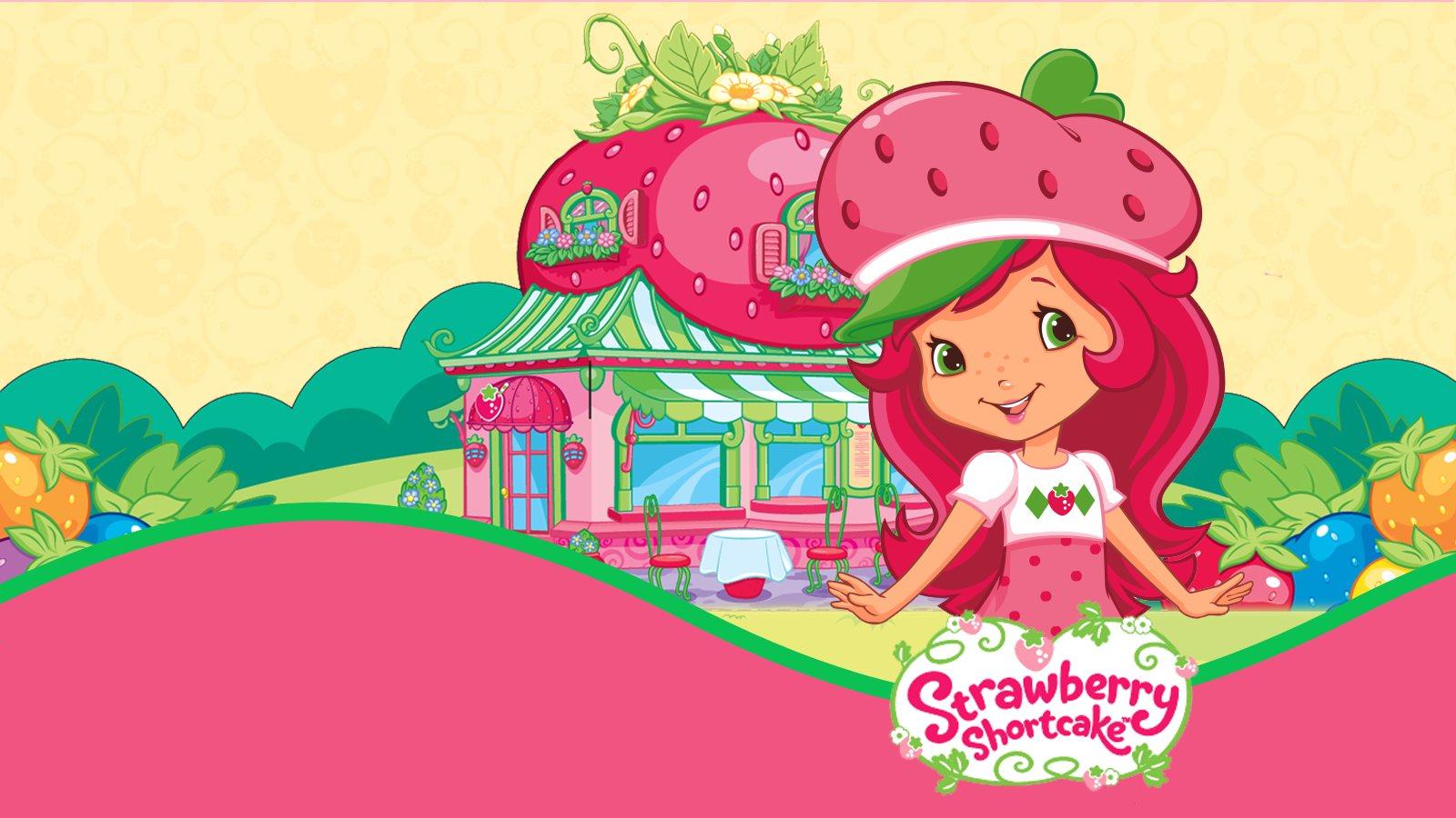 Strawberry Shortcake 732888 1600x900