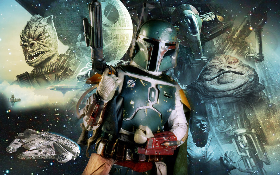 Boba fett wallpaper by jansarmiento 900x563