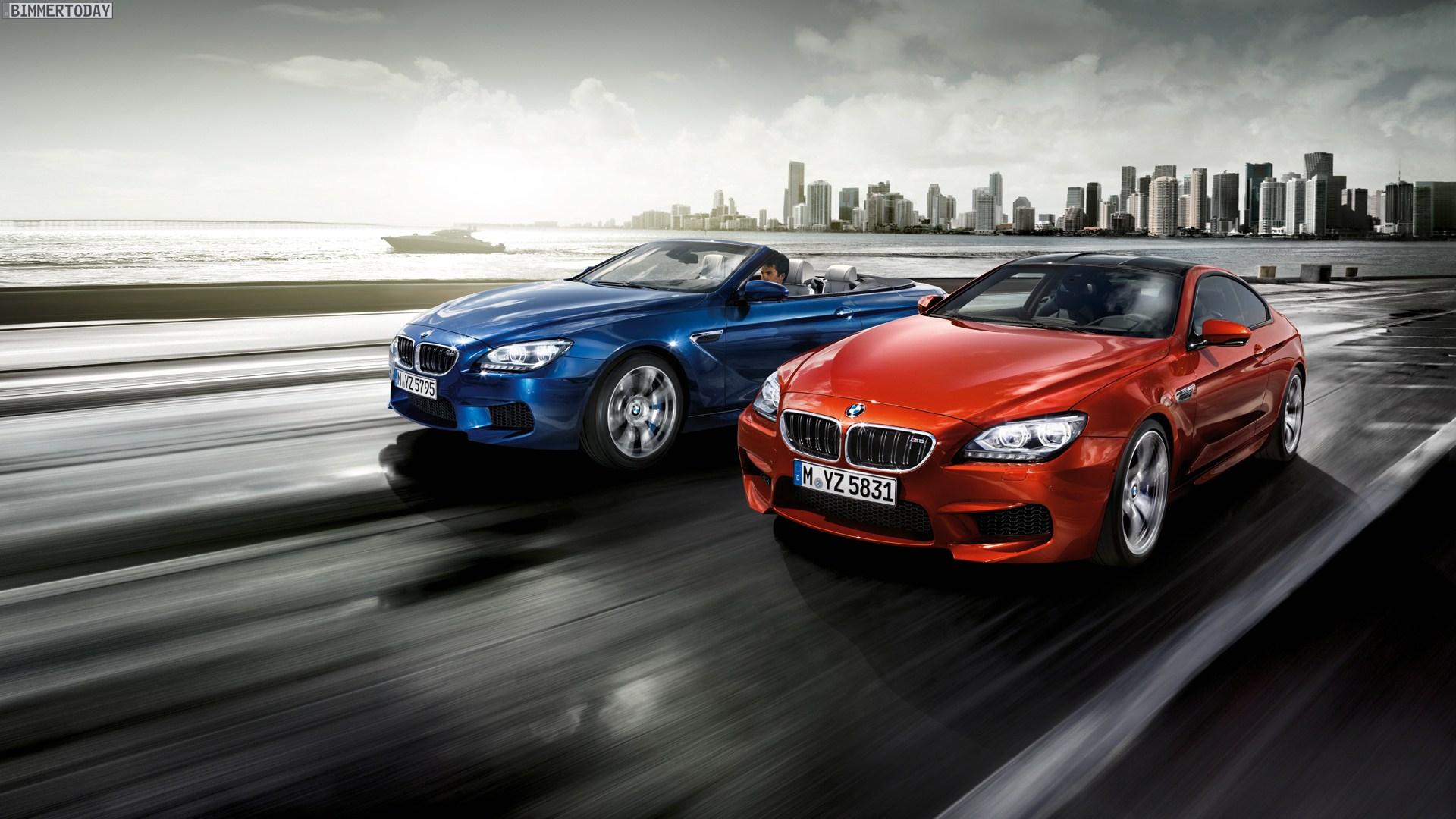BMW M6 дорога осень  № 2445222 загрузить