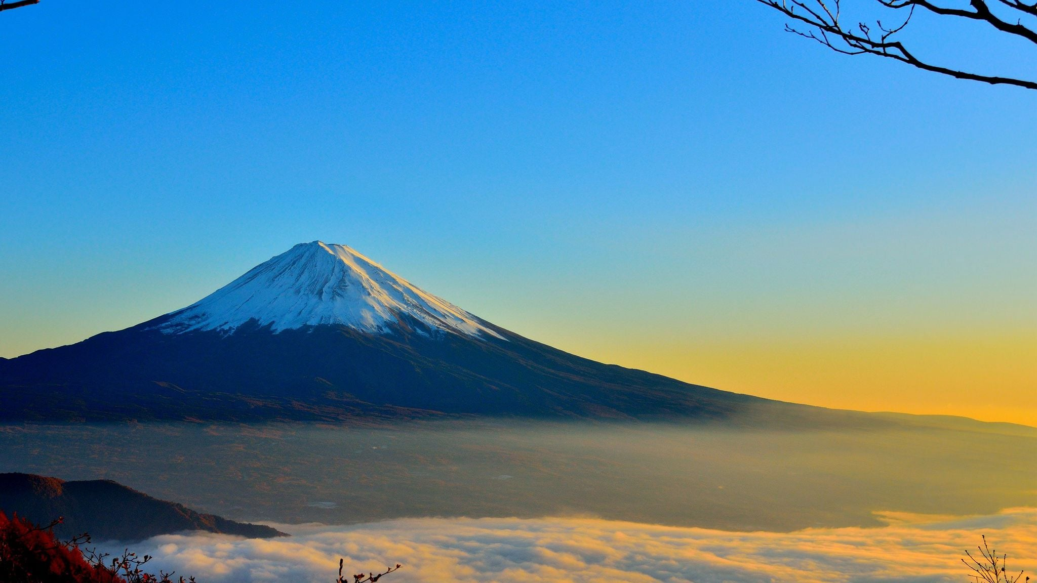 36 Mount Fuji wallpapers HD 2048x1152