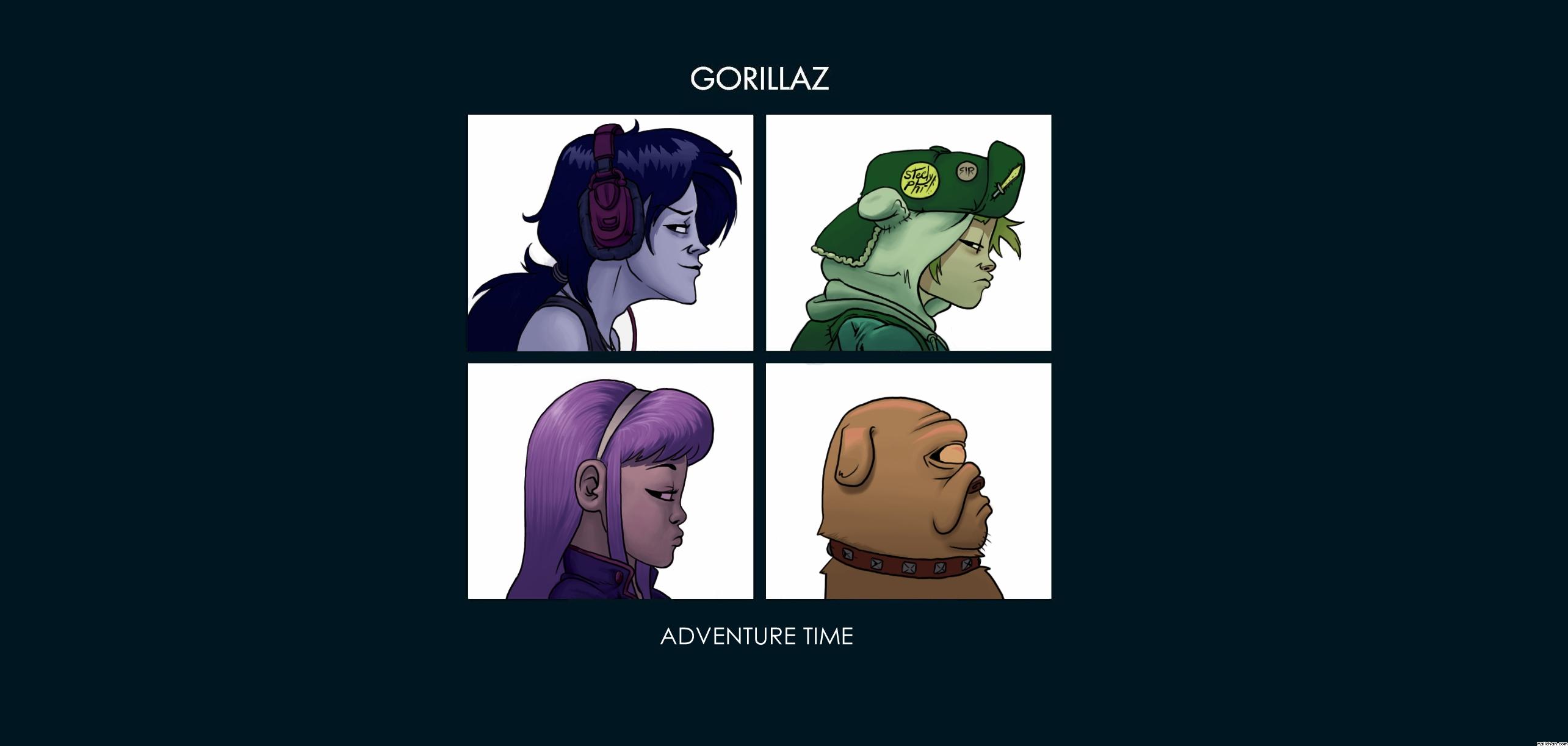 Gorillaz Wallpaper Android