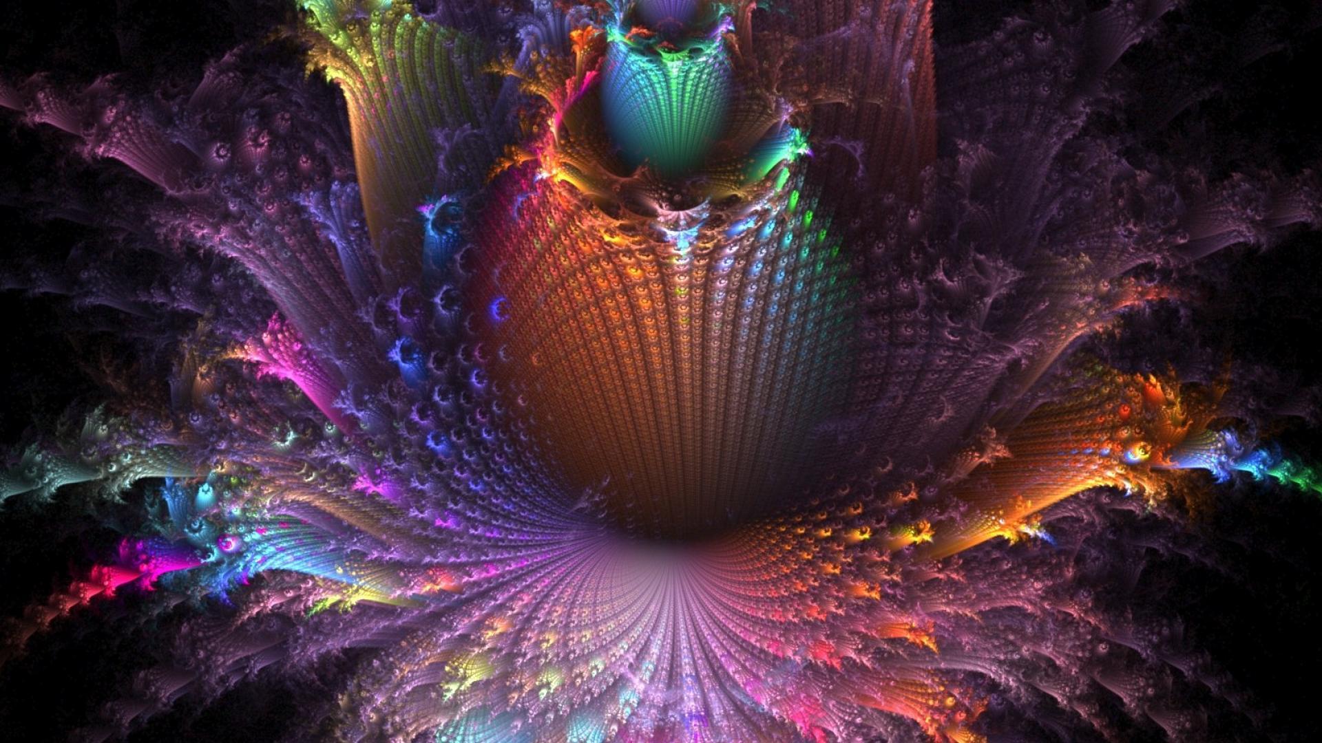 Acid Trip HD Wallpaper 1920x1080