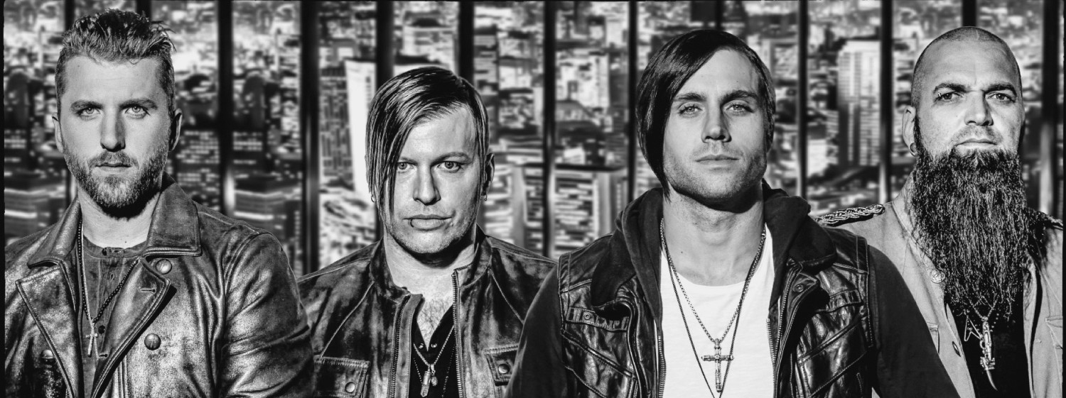 Three Days Grace Wallpapers HD Download 1500x561