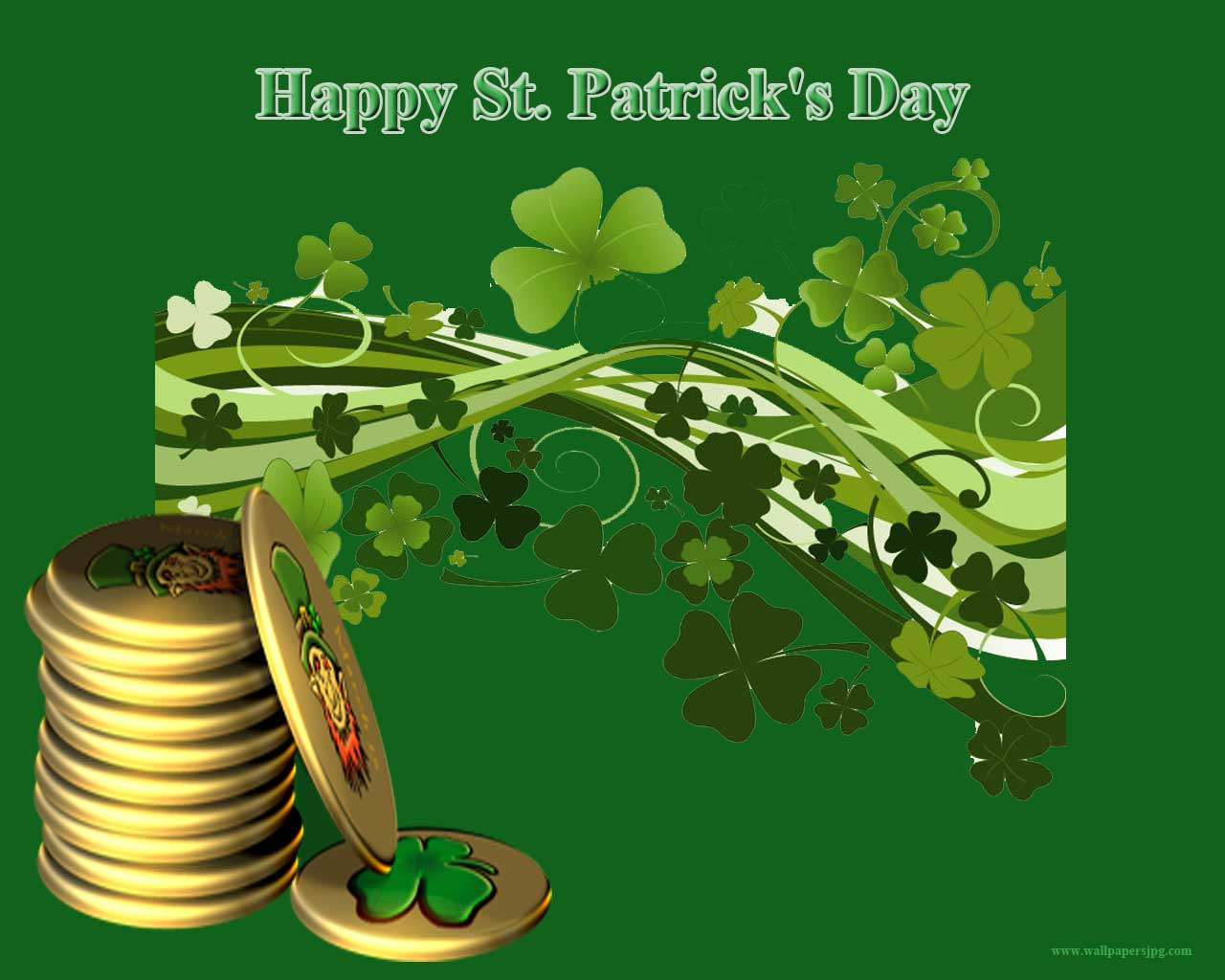 Free Download Picturespool St Patricks Day Greetings Wallpapers