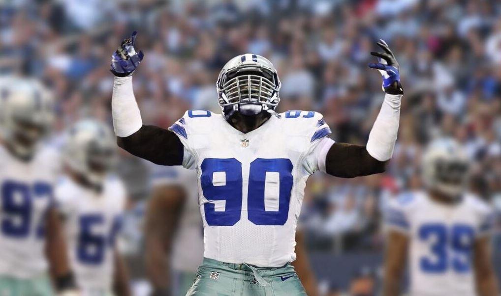 GOING DEEPBEYOND THE HUDDLE Dallas Cowboys DE DeMarcus Lawrence 1018x603