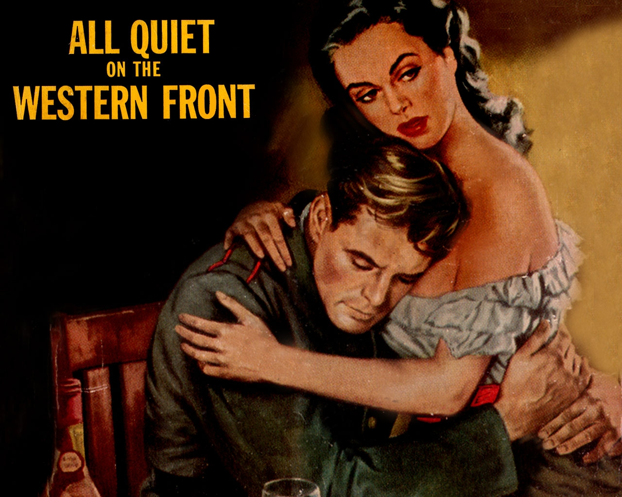 All Quiet On The Western Front Wallpapers   3 1280x1024