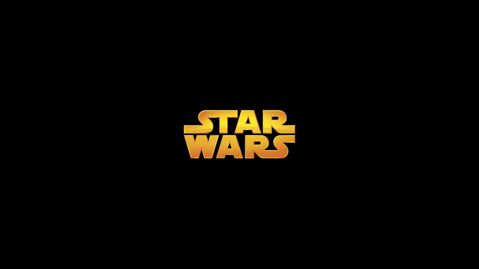Star Wars Logo Wallpaper - WallpaperSafari