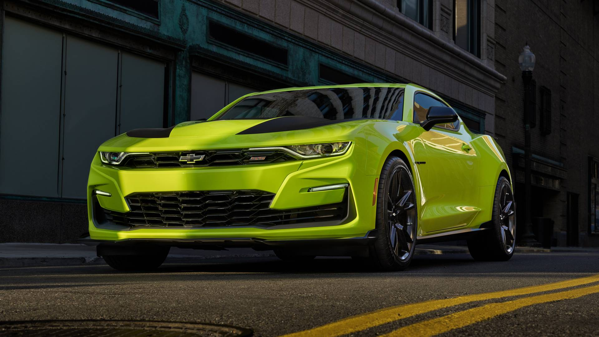 Chevy Fast Tracking Camaro Concept Fascia To Production 1920x1080