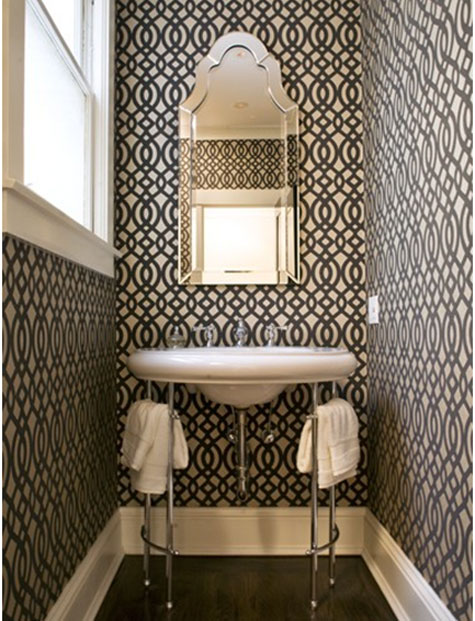 The trellis pattern in very popular right now   but nonetheless very 475x621
