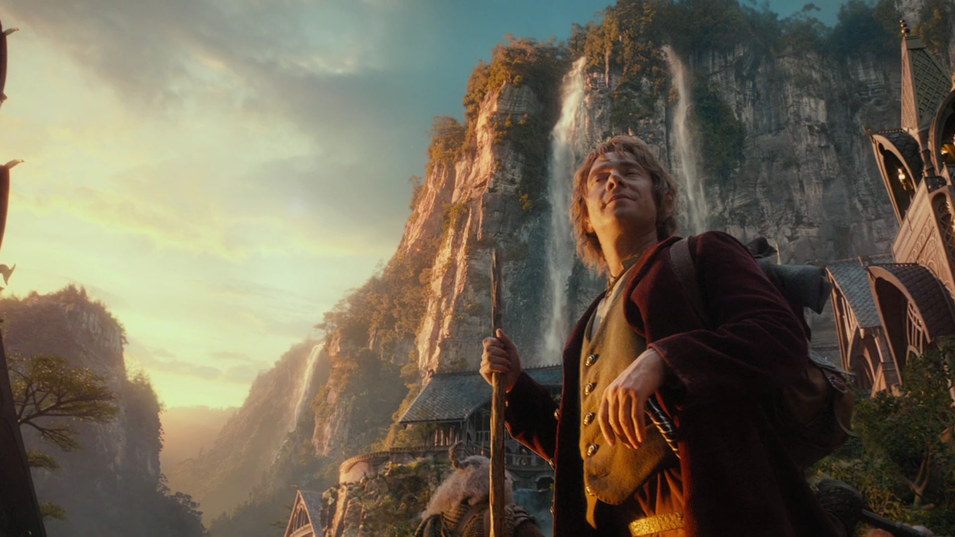 The Hobbit An Unexpected Journey Desktop Wallpapers for HD 1920x1080