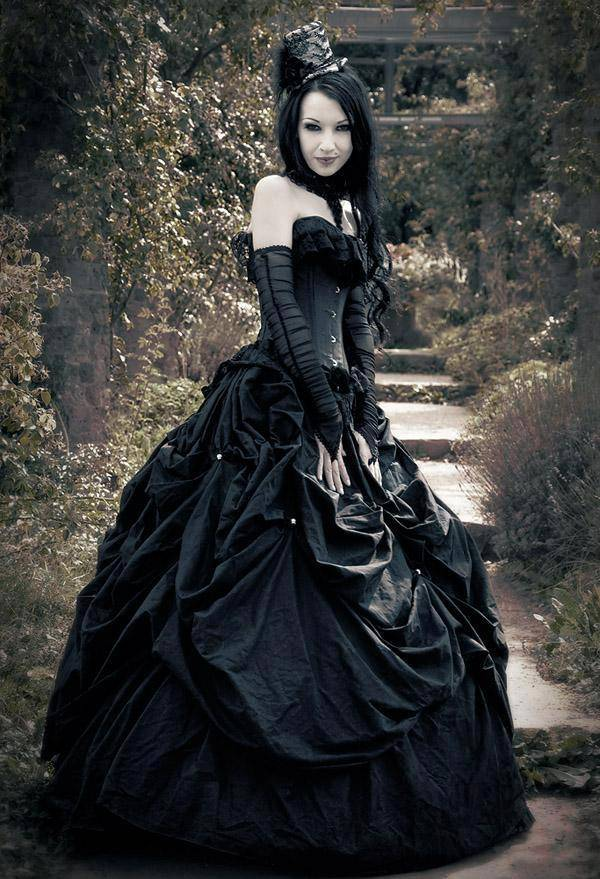 Victorian Goth   Goth Style Picture 600x879
