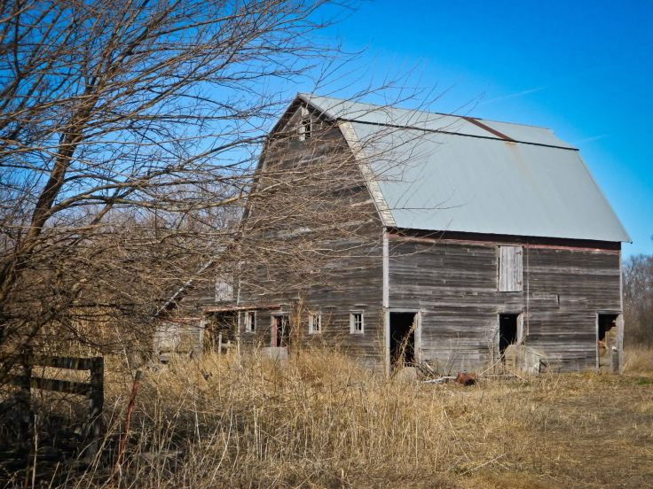 Building Code For A Barn