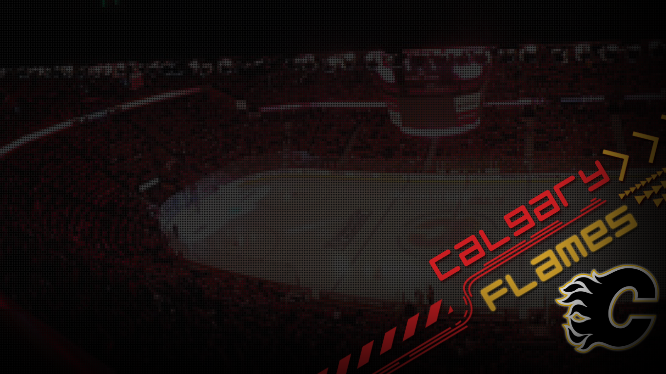 In Gallery Calgary Flames Wallpapers 47 Calgary Flames 1366x768