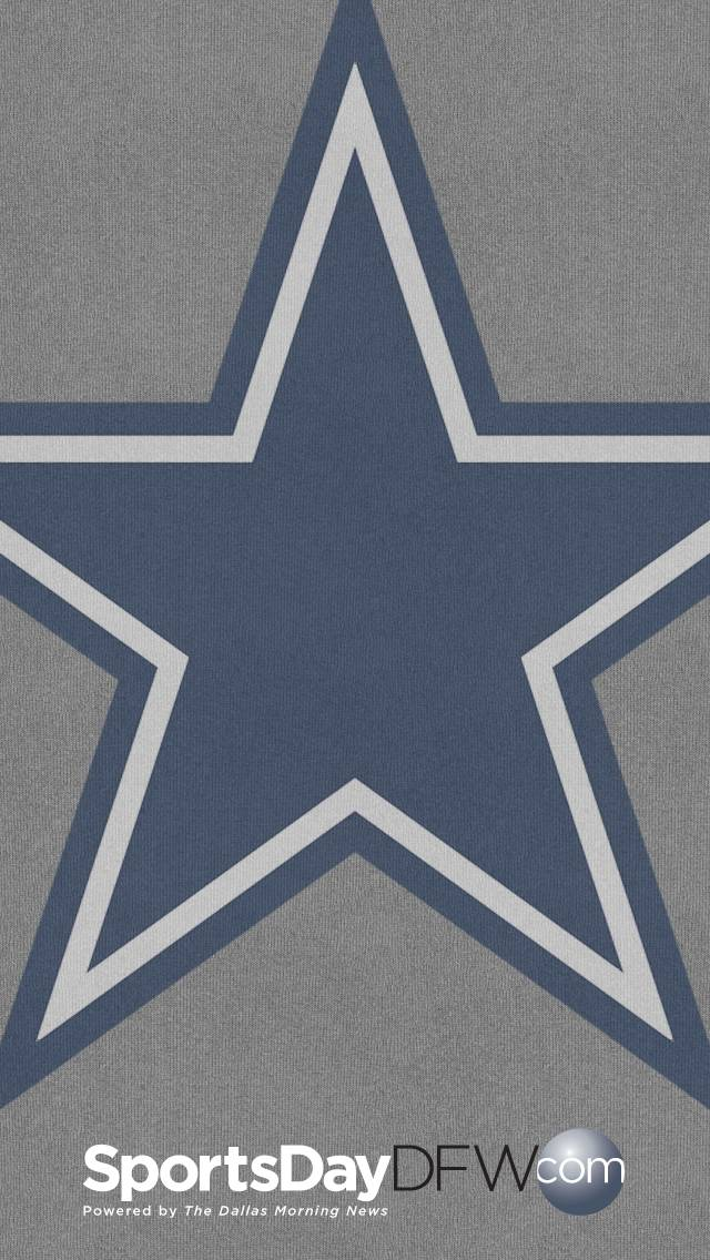 Download our Dallas Cowboys schedule wallpapers for your iPhone iPad 640x1136
