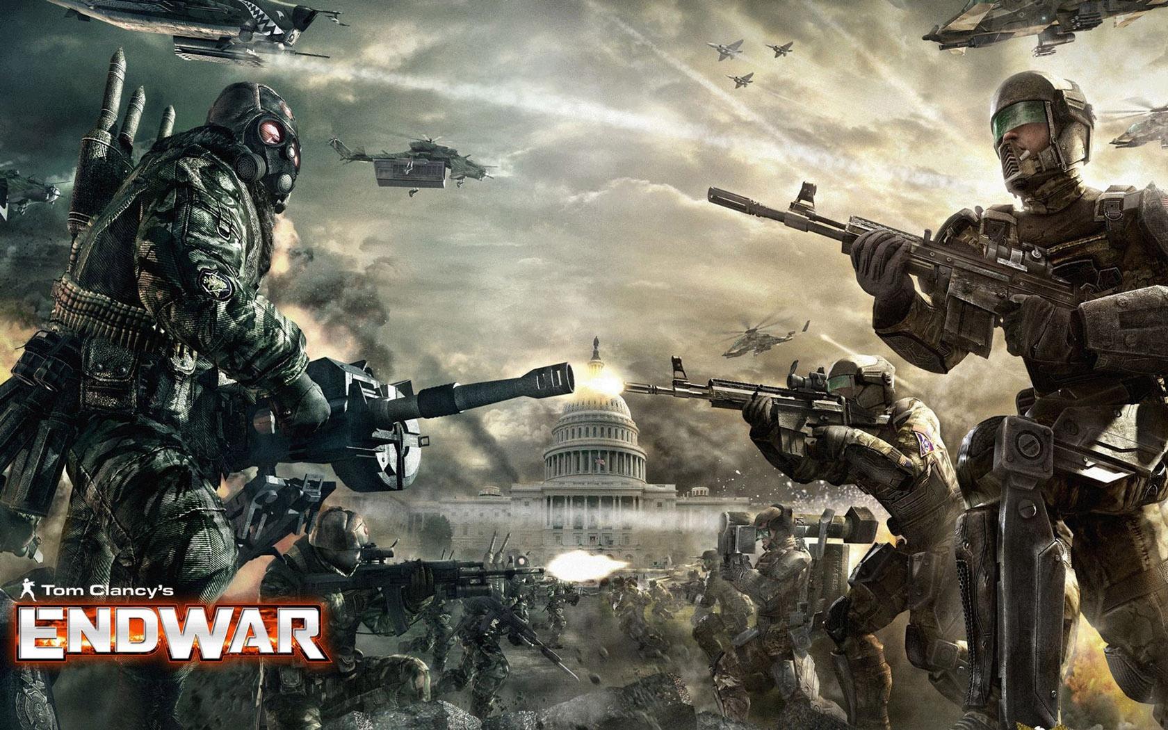 Tom Clancy Endwar 1680x1050