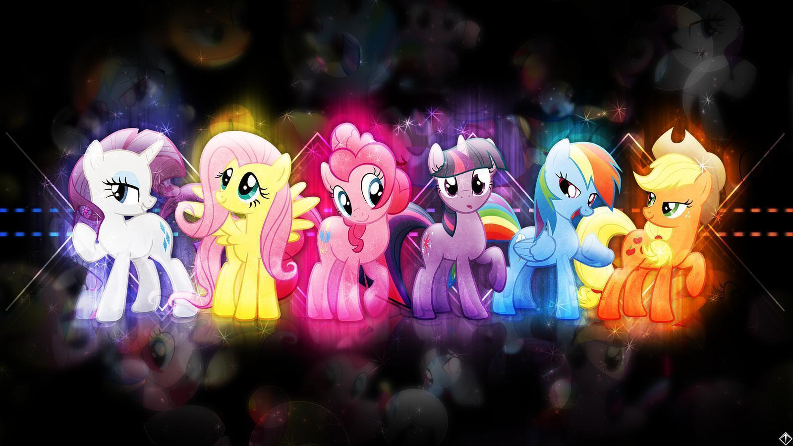My Little Pony Film Wallpapers 1600x900