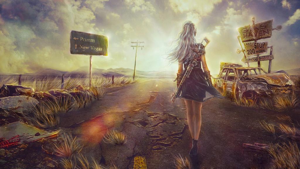 Fallout New Vegas Wallpaper HD - WallpaperSafari