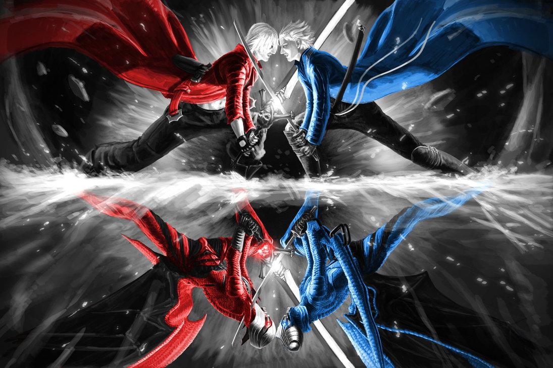 Vergil Yamato Sword Hd Wallpaper: Vergil Devil May Cry Wallpaper