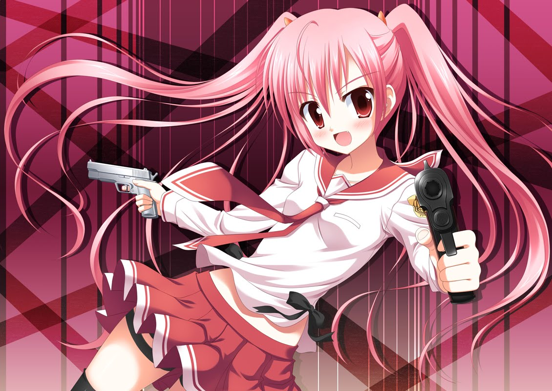 Free Download Wallpapers Aria The Scarlet Ammo 1130x800 For