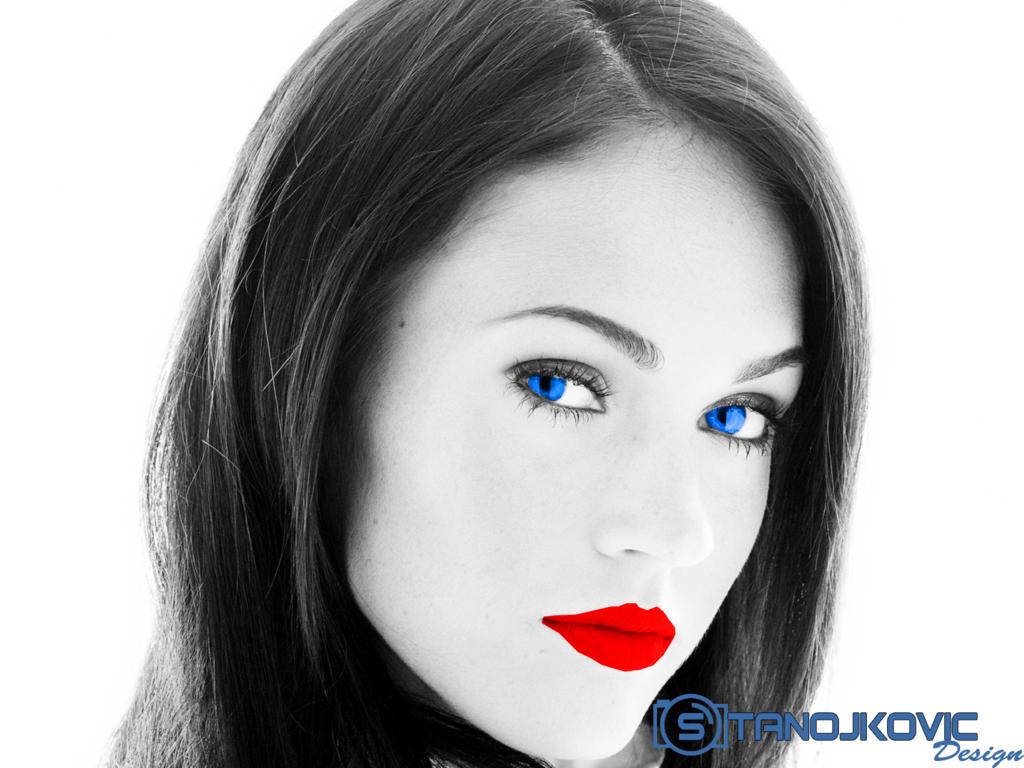 Photoshop Girl Wallpaper Dusan Art by Googlegfx 1024x768