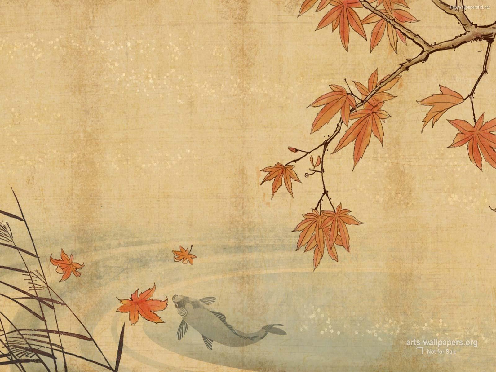 Asian Art Wallpaper Top HD Wallpapers 1600x1200